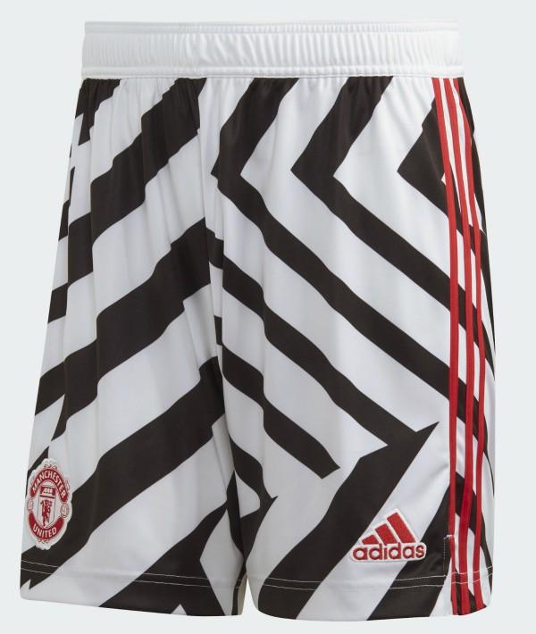 MUFC Third Shorts 2020-2021