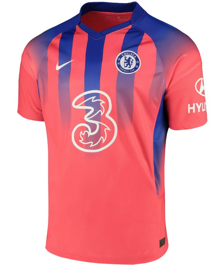 Stadium Version Chelsea Third Shirt 20-21
