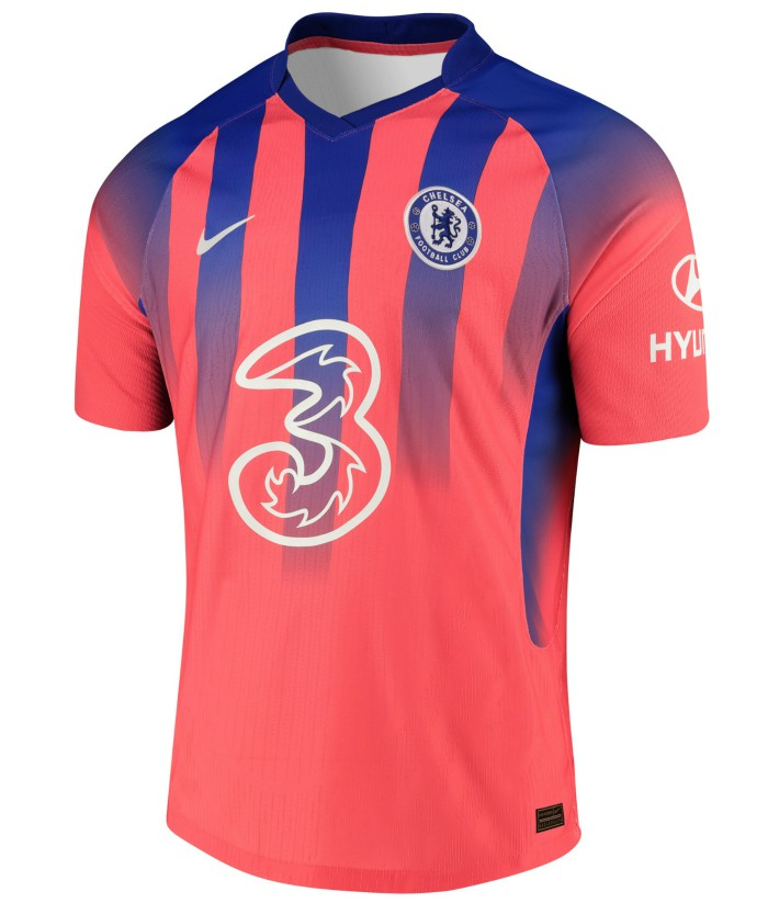 Vapor Version Chelsea Third Jersey 2020-2021