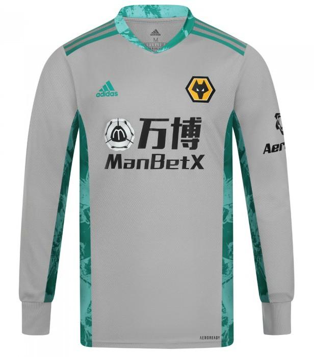Wolves Third Goalkeeper Kit 2020-21