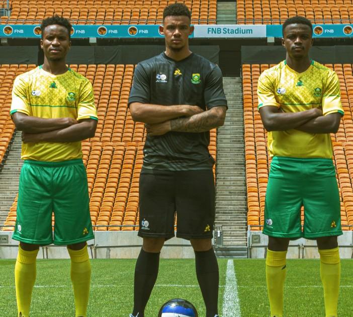 New Bafana LCS Jersey 2020 2021