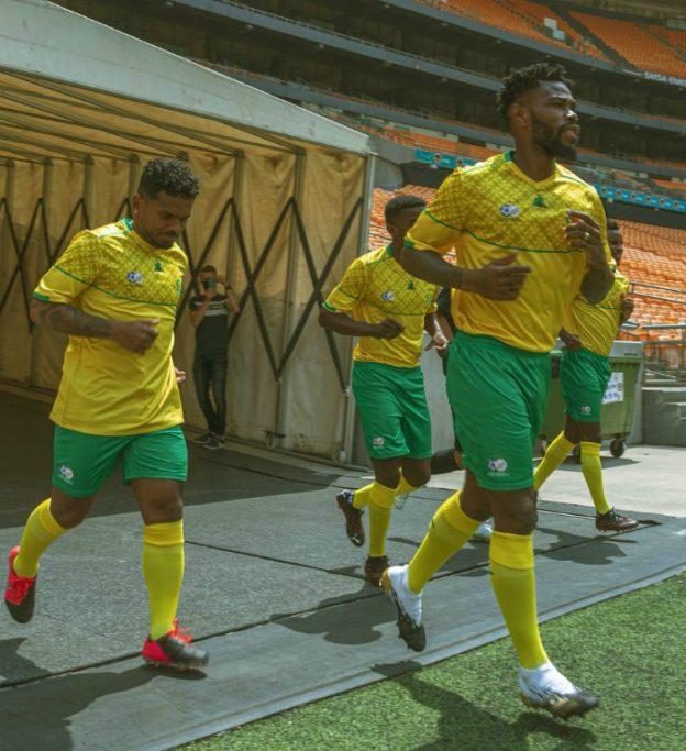 New Bafana Le Coq Sportif Jersey 2020 21