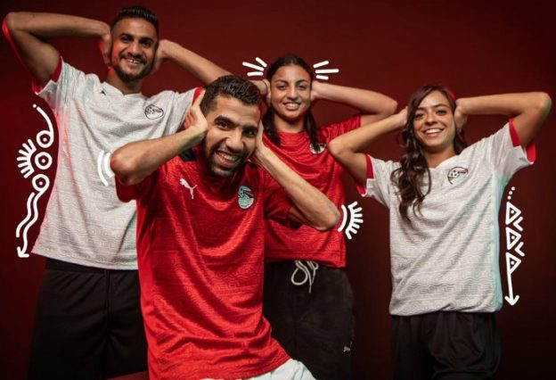 New Egypt Football Shirt 2020-21