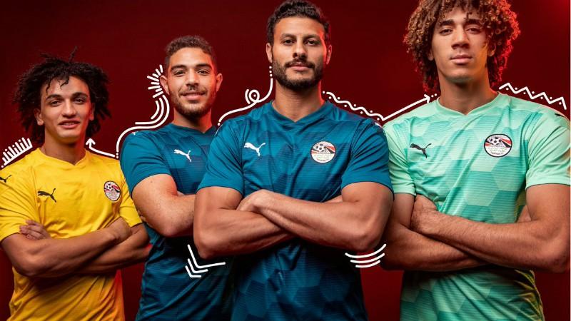 New Egypt Goalkeeper Jersey 20-21