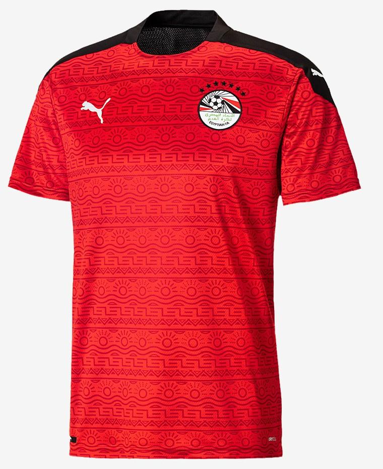 New Egypt Home Shirt 2020 Puma