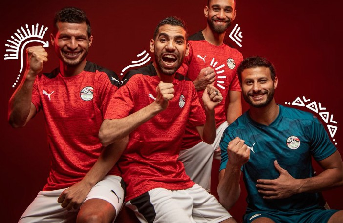 New Egypt Soccer Jersey 2020 2021