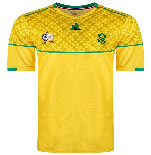 South Africa Home Jersey 20-21 Le Coq Sportif
