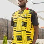 New Black Stars Jersey 2020-2021 | Puma Ghana White Home & Yellow Away Kit 20-21