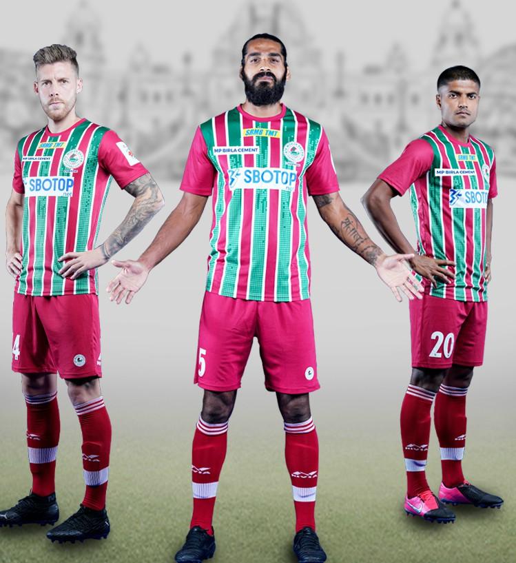 New ATK Mohun Bagan Jersey 2020 2021