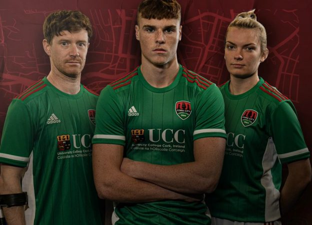 New Cork City FC Jersey 2021