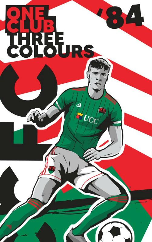 New Cork City FC Shirt 20-21