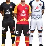 New East Bengal FC ISL Jerseys 2020-2021 | SC EB Tyka Kits Home, Away & Third 20-21