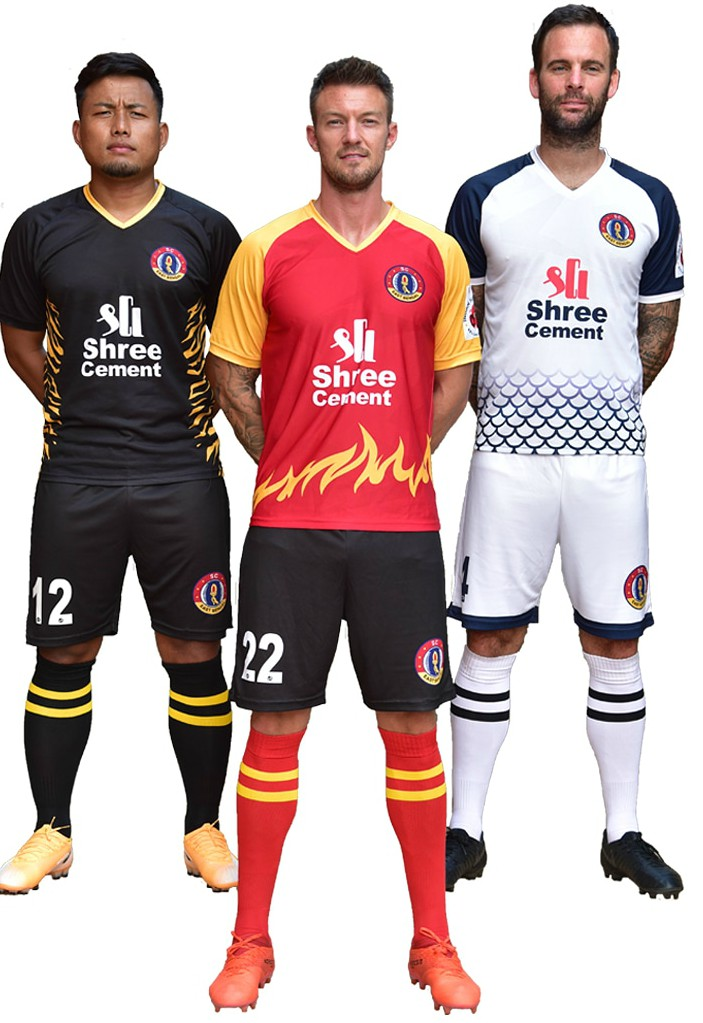 New East Bengal Jersey 2020 2021