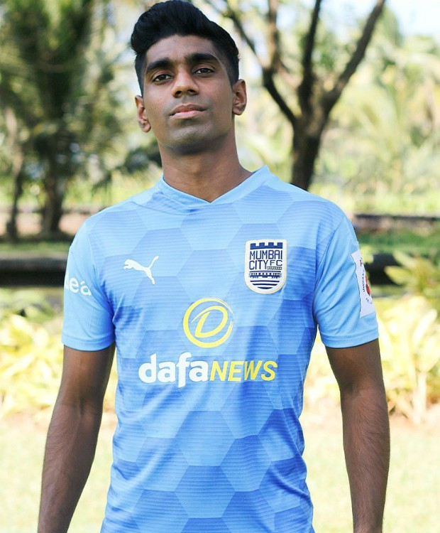 New Mumbai City Home Jersey 2020 21
