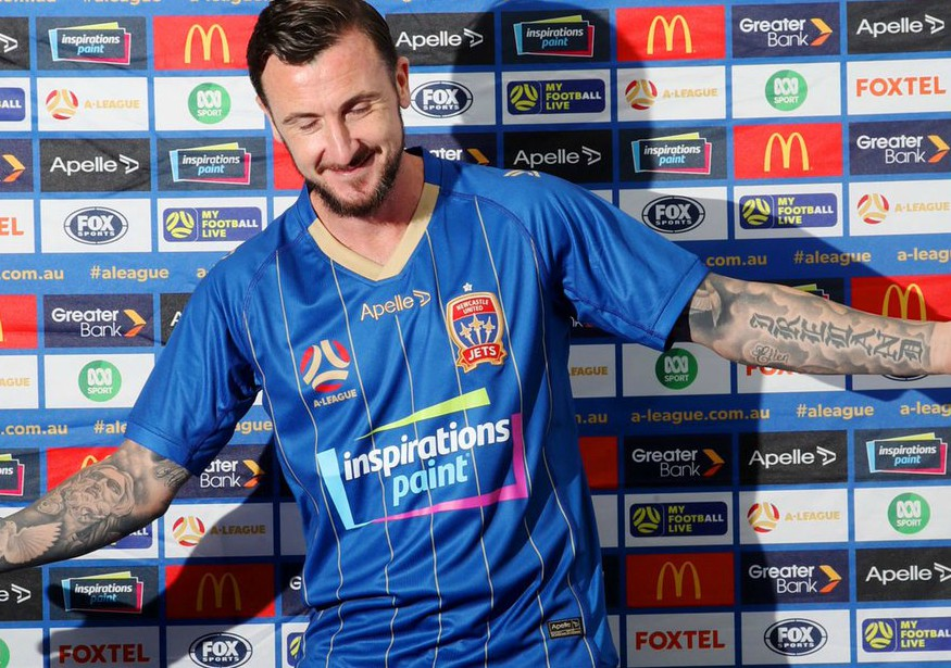 Newcastle Jets Apelle Kit 2020-21