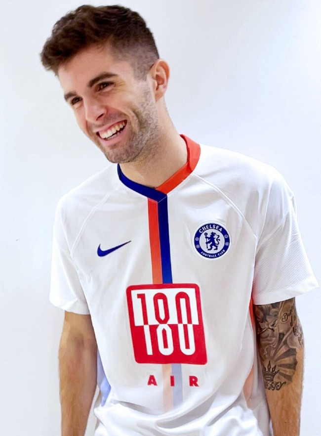 Christian Pulisic Air Max Jersey 2021 Chelsea