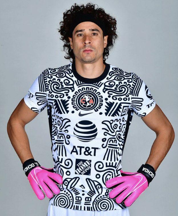 Club America Aztec Design Jersey 2021 Nike