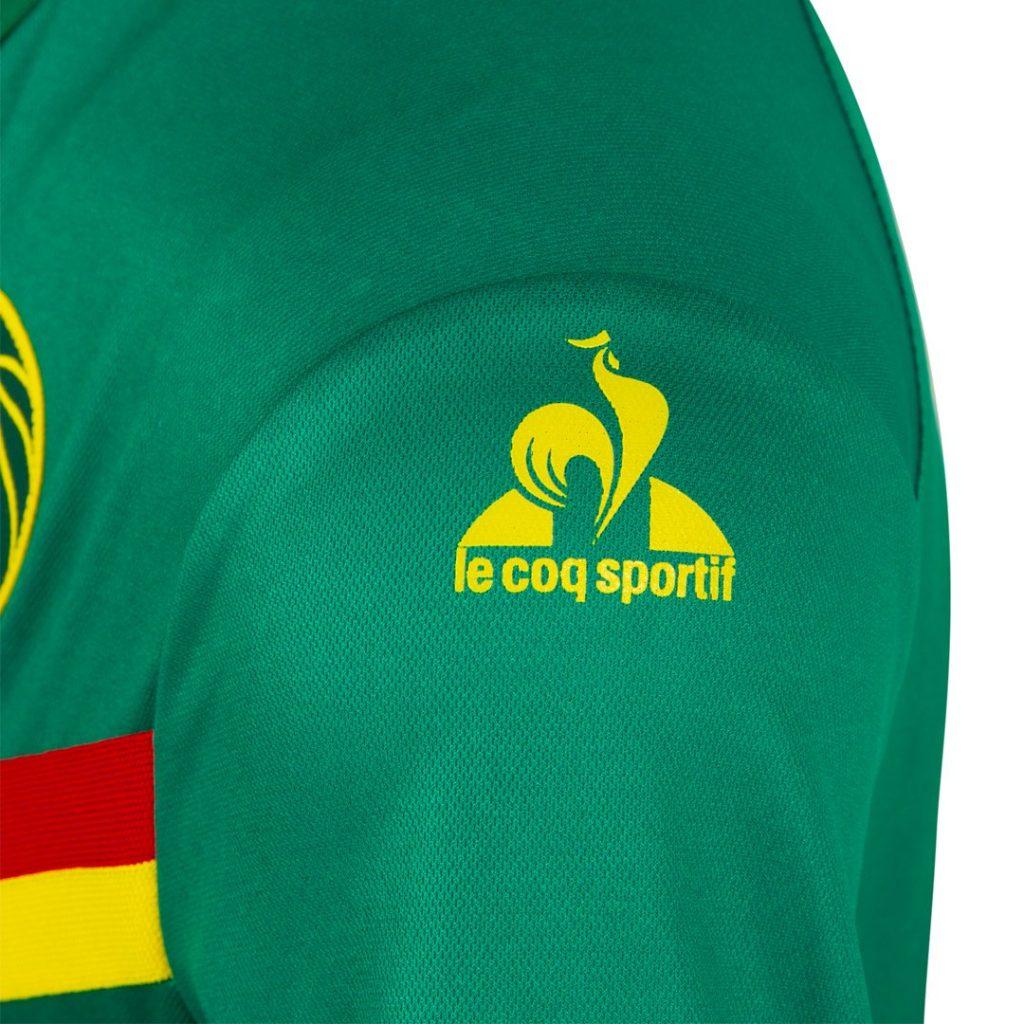 Le Coq Sportif Cameroon Shirt 2021
