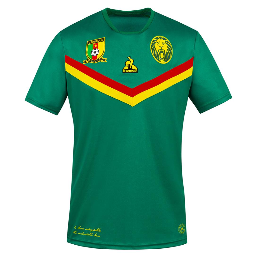 New Cameroon Kit 2020 21