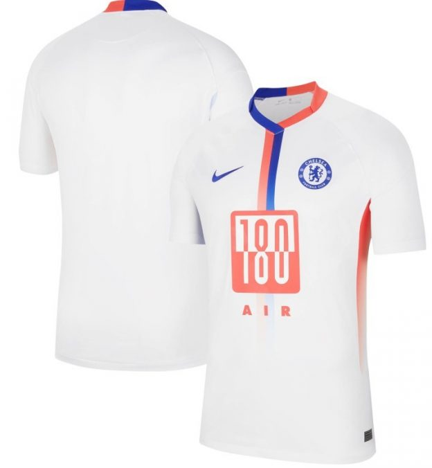 New Chelsea Fourth Kit 2021 Air Max 180