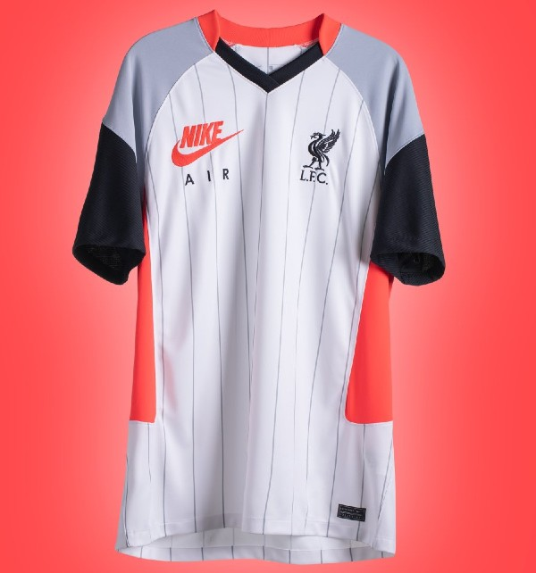New Liverpool Fourth Jersey 2021