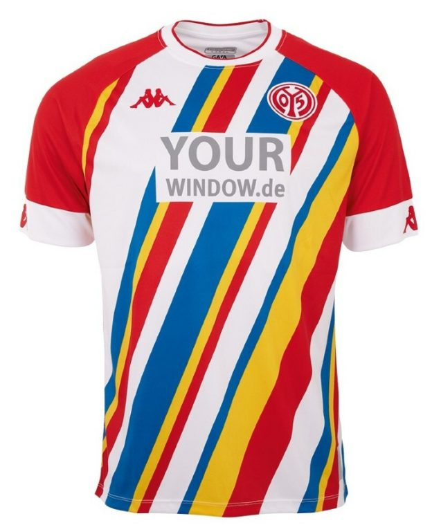 New Mainz Carnival Jersey Special 2021