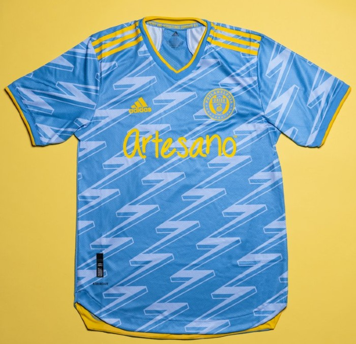 New Philadelphia Union Away Jersey 2021