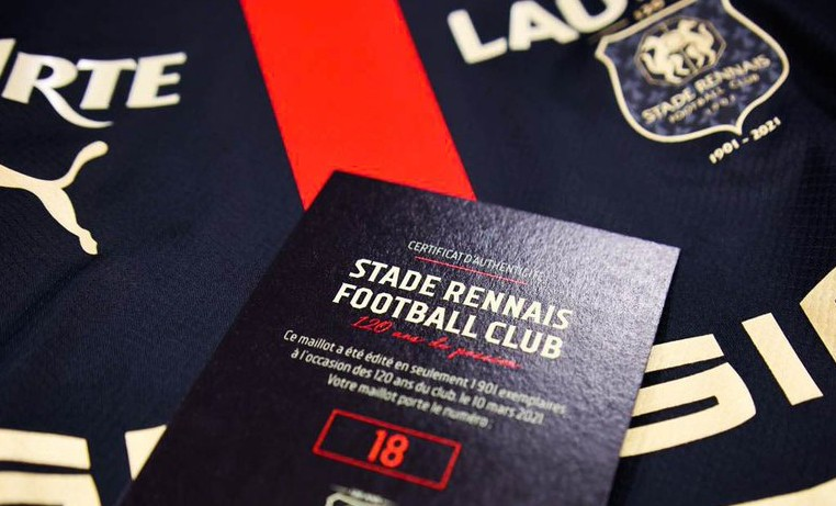 Limited Edition Rennes
