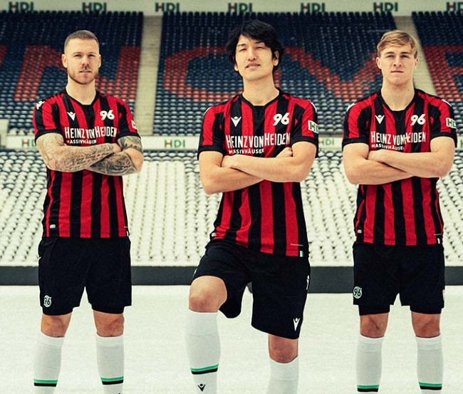 New Hannover 125 Anniversary Jersey 2021