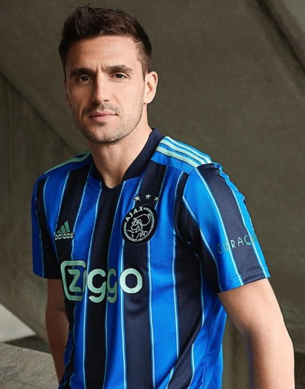 Ajax New Away Shirt 2021-22