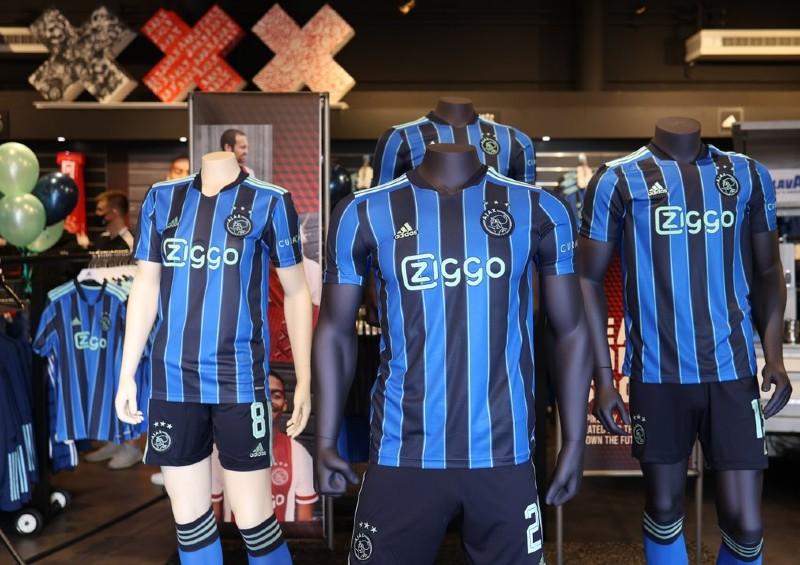 Jersey Ajax Away 2021 2022