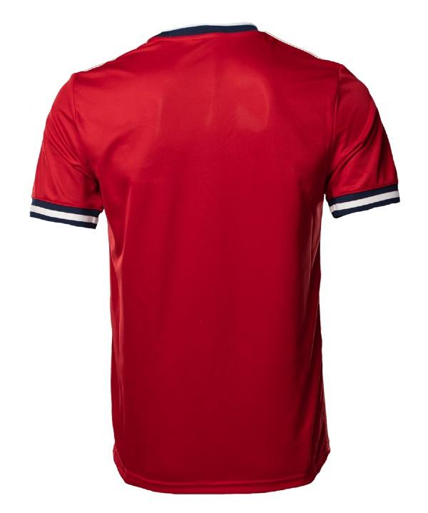 Back of Aberdeen Shirt 2021 22