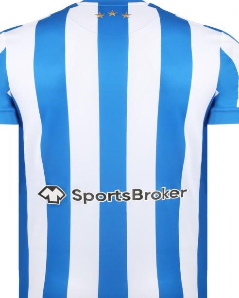 Back of Huddersfield Town Shirt 21-22