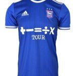 New Ipswich Town Kit 2021-2022 | Adidas ITFC Home Shirt 21-22 with Ed Sheeran Tour Sponsor