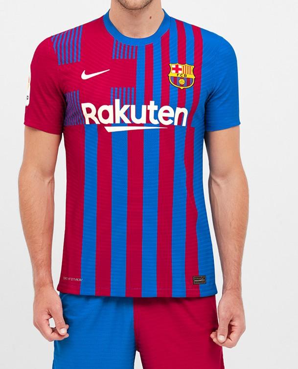 New Barca Top 2021 22