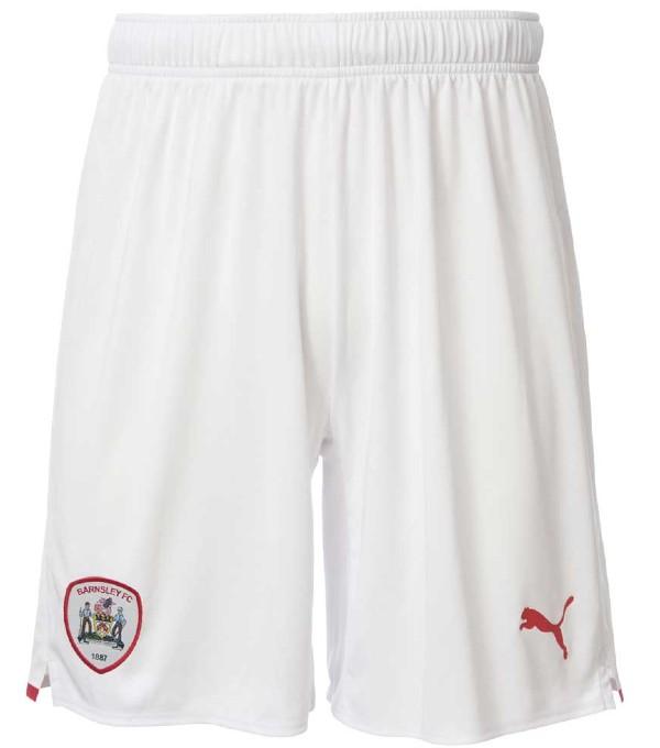 New Barnsley FC Home Shorts 21-22