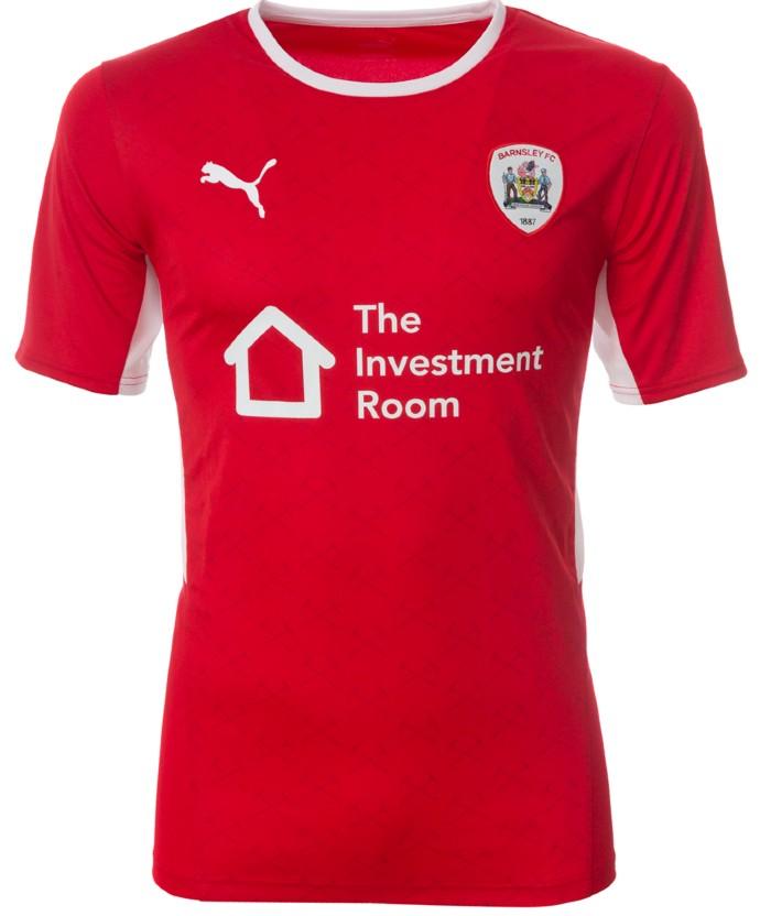 New Barnsley FC Kit 2021-22