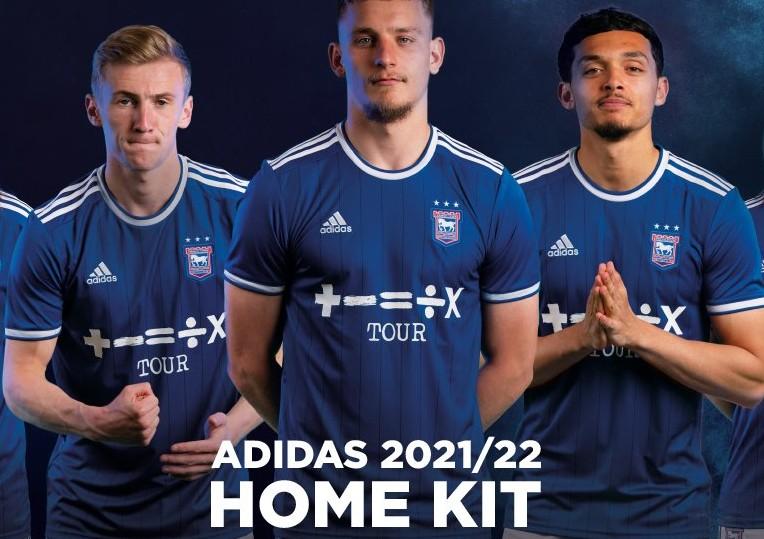 New ITFC Kit 2021 2022