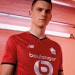 New Balance Lille Jersey 2021-2022 | LOSC Home Kit 21-22 Ligue 1