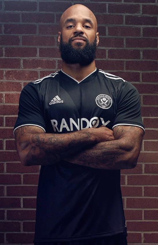 Randox Sheffield United Shirt 2021 2022