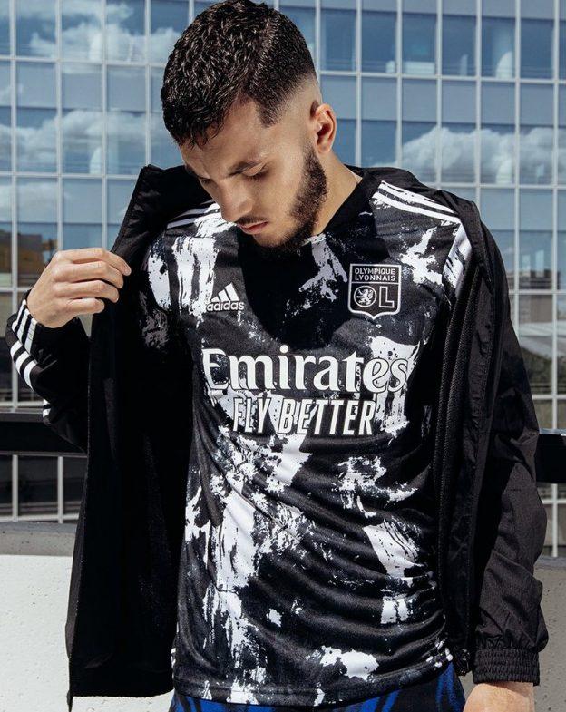 Black Lyon Jersey 2021 2022