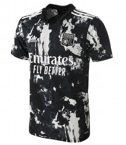 Lyon Third Shirt 2021-22