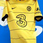 Yellow Chelsea Away Jersey 2021-2022 | New CFC Alternate Shirt 21-22