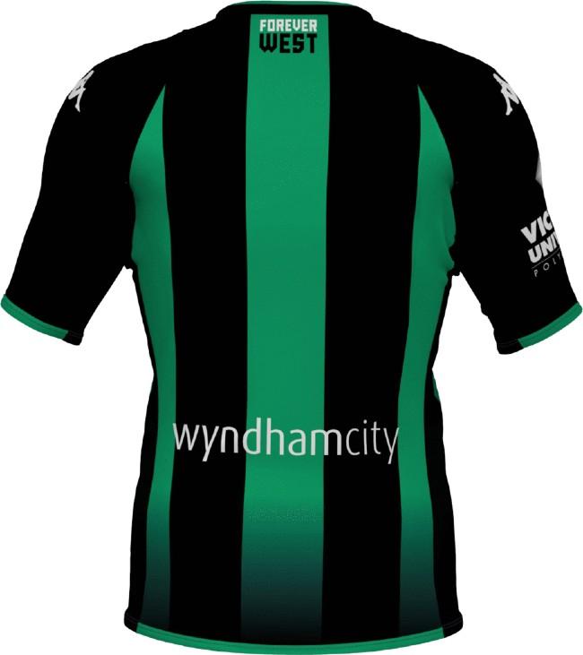 Back of Western United Home Kit 21-22
