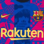 New Barca UCL Jersey 2021-2022 | Barcelona Third Champions League Kit 21-22