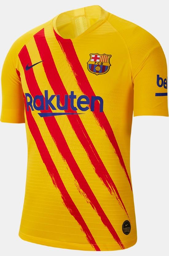 Barcelona Senyera Jersey 2021