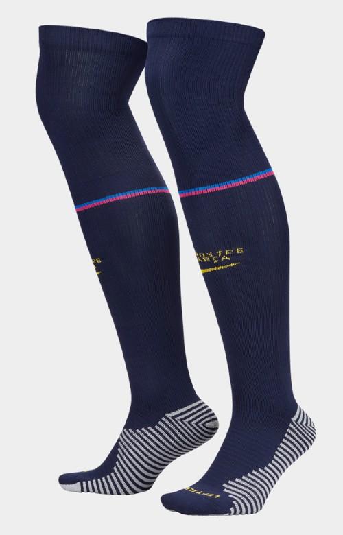 Barcelona Third Kit Socks 2021 22