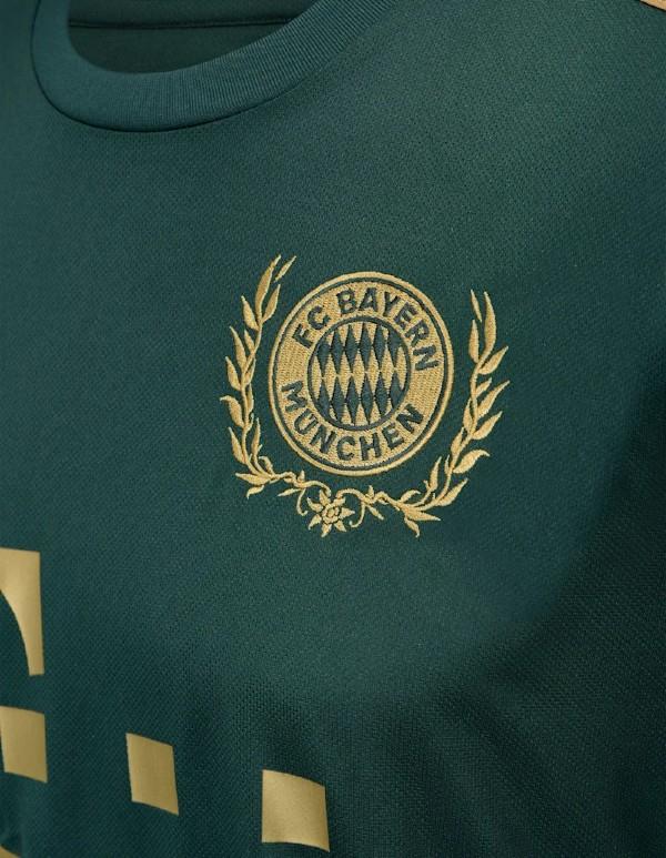 Bayern Badge Oktoberfest Special Edition Fourth Kit Shirt