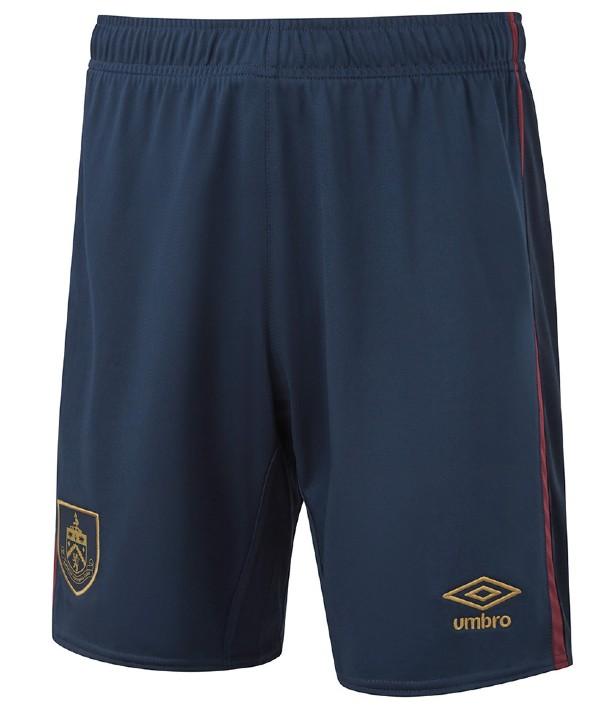 Burnley Third Kit Shorts 21-22