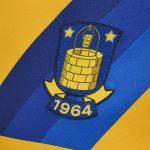 New Brondby Europa League Shirt 2021-2022 | Hummel BIF Third Kit 21-22